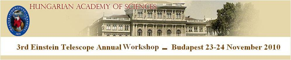 2nd ET annual workshop banner